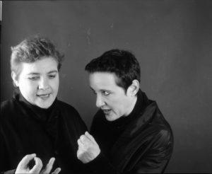 Burkhalter (l), Salmony (r), Foto M. Gruber